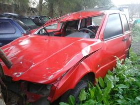 Fiat Uno Chocado De Baja 04 Definitivo Liq Urgente