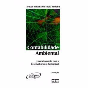 Livro Contabilidade Ambiental Aracéli Cristina S. Ferreira