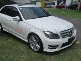 Mercedes Benz C250 Cgi Sport 2013