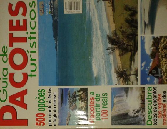 Revista De Pacotes Turísticos Nº 1