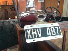 Ford A 1929 Auto De Coleccion Funcionando Y Soy Titular