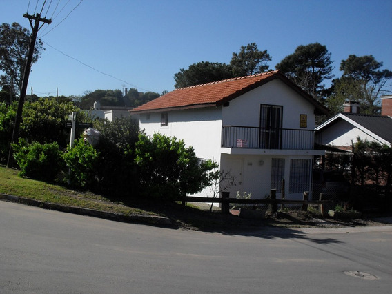 Casa Pinamar Para 8 Personas A 200 Mts. Del Mar, C/parque