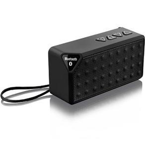 Caixa De Som Bluetooth 10w Rms Preto Micro Sd Sp174 Multilas