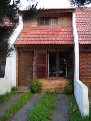 Duplex .alquiler O Venta Las Toninas Centro P/6 Personas