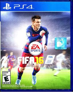 Fifa 16 Playstation 4 Usado En Excelentes Condiciones / Ea S