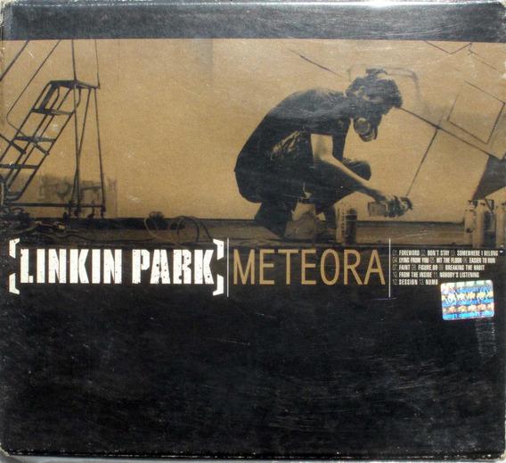 Linkin Park - Meteora - Enhanced Cd Nacional + Toolkit Web