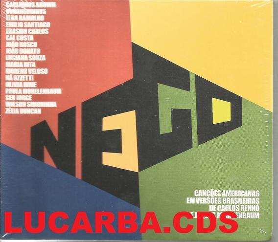 Cd - Nego - Brown - Dominguinhos - Elba - Erasmo - Lacrado