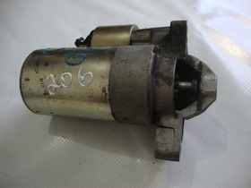Motor De Arranque Do Peugeout 206=443