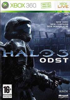 Juego Halo 3 Odst Xbox 360 Original Palermo Zona Norte