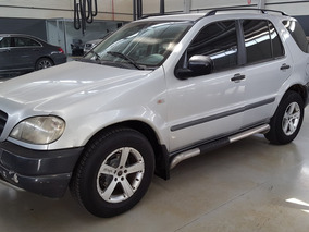 Mercedes-benz Ml 270 Cdi Td Luxury Año 2001