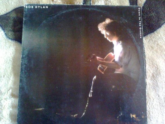Bob Dylan Down On The Groove Vinil Em Ótimo Estado