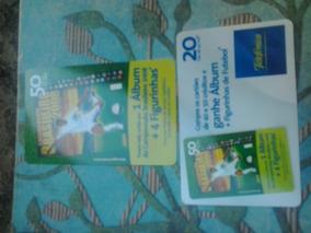 Loucura Série Brasileirão 2008 (2 Cartões) Telefonica