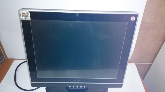 Monitor Lcd Com Defeito No Estado