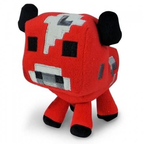 Baby Mooshroom De Pelúcia - Minecraft - Jazwares! Colecione!