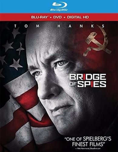 Blu-ray + Dvd Bridge Of Spies / Puente De Espias