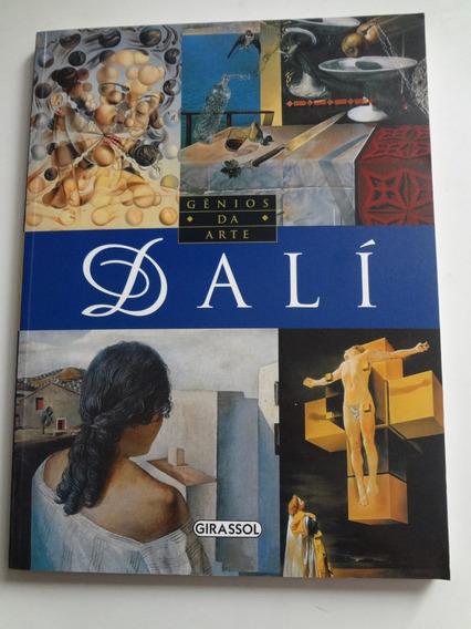 Livro Gênios Da Arte Dalí