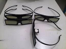 Original Kit 2 Óculos 3d Samsung Ativo Novissimos