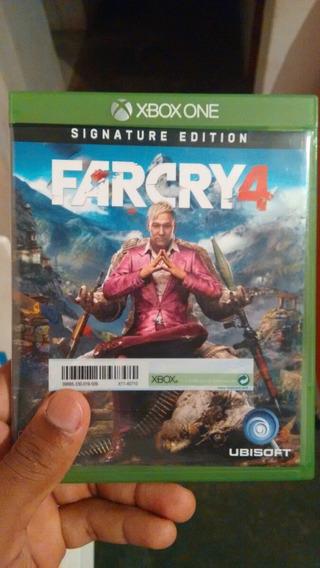 Far Cry 4 (semi-novo).apenas 1mês De Uso.