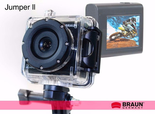 Action Cam Braun Jumper 2 Full Hd Camara