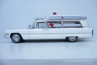 Cadillac Ambulance 1966