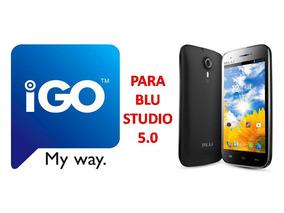 Gps Igo Blu Studio 5.0 D530 (atualização)