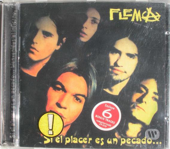 Flema - Si El Placer Es Un Pecado 6 Bonus Tracks