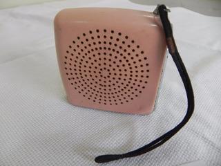 Radio Portatil Antigo Mitsubishi 7 X 603 T Lamour Funciona