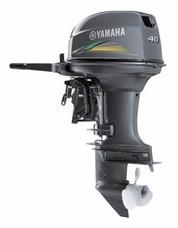 Motor De Popa Yamaha 40 Hp Amhs Manual Carburado 2016