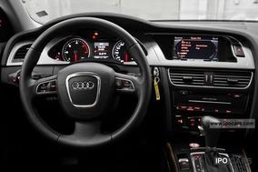 Audi A4 2010 Tfsi Sucata Motor/caixa/lataria Amania Imports