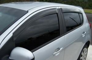 Defletor Calha De Chuva Fiat Palio G5 Tg Poli