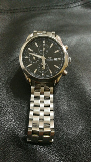 Reloj Automatico Philippe Watch. Chrono. Eta 7750 Posibidad De Entrega En Caba