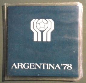 Argentina Blister Monedas Conmemorativas Mundial 78 Futbol