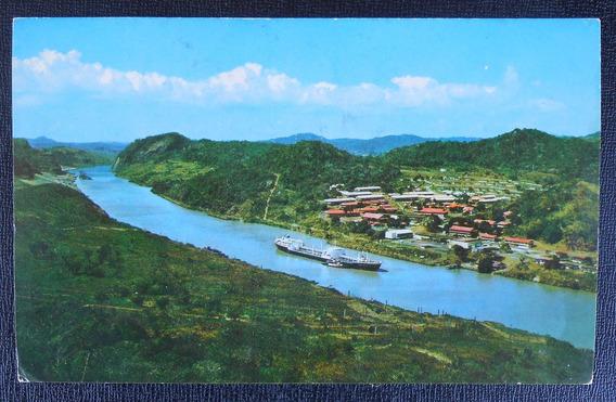 Postal Canal De Panamá Dec. 70