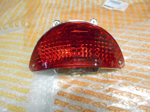 Lanterna Traseira Da Max 125 Completa Original