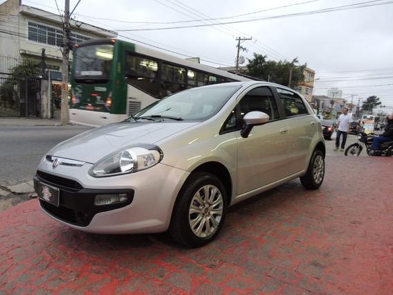 Fiat Punto 1.4 2015 Vilage Automoveis Zero De Entrada