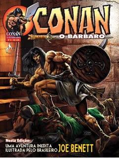 Hq - Conan, O Bárbaro #5