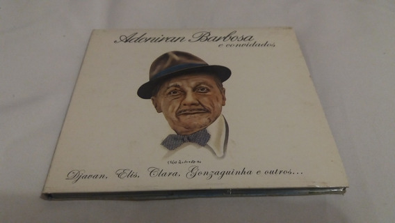 Cd Adoniran Barbosa - Adoniran Barbosa E Convidados Original