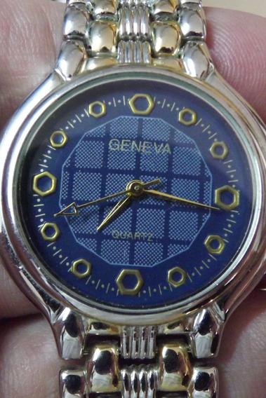 Relógio Feminino - Geneva - Estado De Novo - Quartz