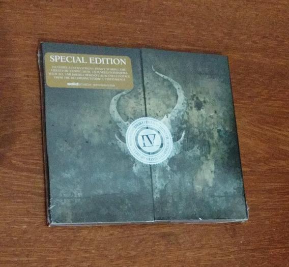 Demon Hunter Edição Deluxe Cd+dvd Lacrado Dos Eua.