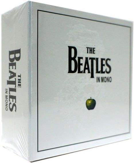The Beatles Mono Box Set Caixa De 13cds Leia Descrição