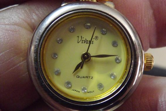 Relógio Feminino - Vivani- Estado De Novo - Quartz