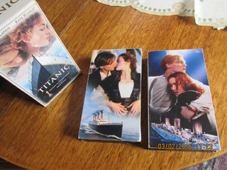 Pelicula Titanic En Vhs 2 Cassette