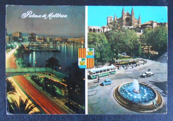 Postal Palma De Mallorca Dec. 70
