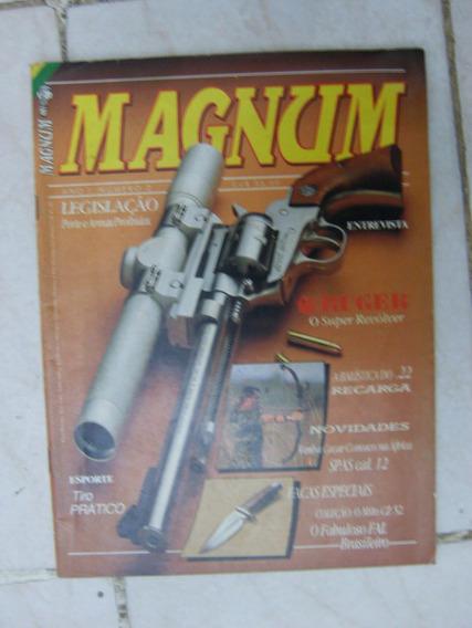 Revista Magnum Ano 1 Nº 2 - Frete Grátis