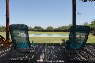 Hermosa Casa Quinta/cabaña Pileta Priv.en San Rafael Mendoza
