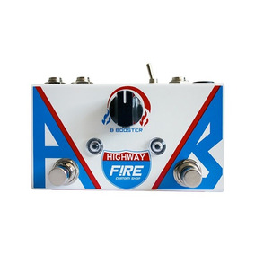 Pedal Fire Custom Shop Highway Booster Ab Box