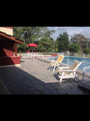 Alquiler Casa En Golfer´s Country Club 6 Ambientes Pileta