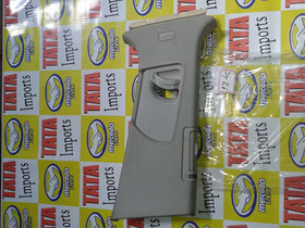 Acabamento Cinto Segurança Audi A6 06 D/d...