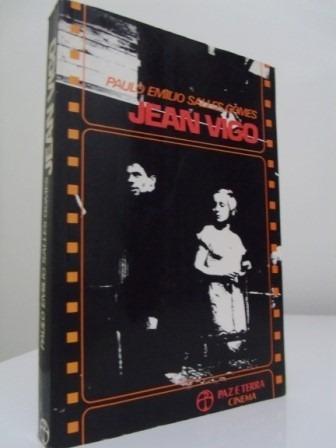 Livro - Jean Vigo - Paulo Emilio Salles Gomes