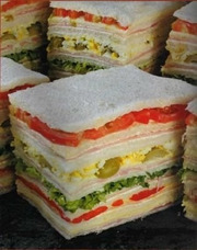 Servicio De Lunch Manjares Cris Esp. Pata De Cerdo Flameada.